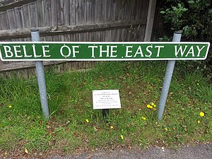 Belton with Browston - Belle of the East Way