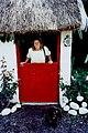 Bellmount - Larry's Old Time Village - Life-size cottage - geograph.org.uk - 1612776.jpg
