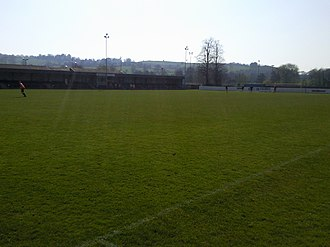 Belper Town F.C. - Main Stand