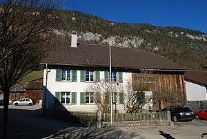 Belprahon - A House in Belprahon village
