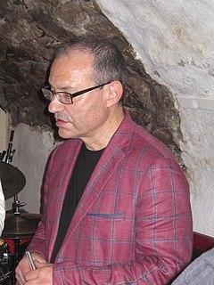 Ben Goldberg American clarinet player and composer (born 1959)