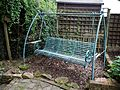 Bench swing at Nuthurst West Sussex England.jpg