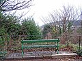 Bench without a view - geograph.org.uk - 1639968.jpg