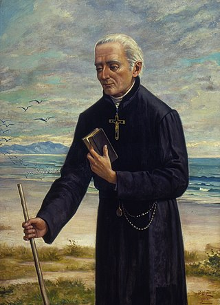 José de Anchieta, by Benedito Calixto