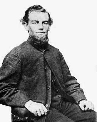Benjamin Briggs - Image: Benjamin Briggs captain of Mary Celeste