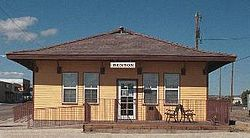 Station in Benson