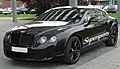Bentley Continental GT Supersports front 20100425.jpg