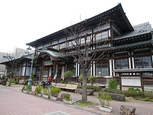 Beppu Takegawara Onsen 1