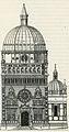 Bergamo facciata della cappella Colleoni xilografia.jpg