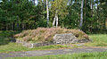 Bergen-Belsen concentration camp memorial - mass grave No 2 - 01.jpg