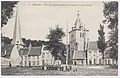 Bergues - Tour de l'a abbaye de Saint-Winoc en 1930.jpg