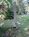 Berlin, Kreuzberg, Zossener Strasse, Friedhof II Jerusalems- und Neue Kirche, Grab Wilhelm Heinrich von Grolman.jpg