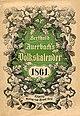 Berthold Auerbachs Volkskalender Titelblatt 1861.jpg