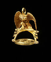 "Bertrand Andrieu - Decoration Commemorating the Birth of the ""King of Rome"" - Walters 57951 - View A.jpg"