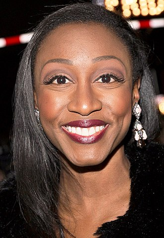Beverley Knight - Beverley Knight at the WhatsOnStage Awards 2015
