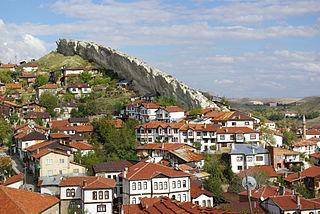 Beypazarı, Ankara District in Central Anatolia, Turkey