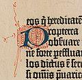 Biblia de Gutenberg, 1454 (Letra P) (21213483283).jpg