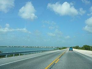 Big Pine Key, Florida - Image: Big Pine Key westside