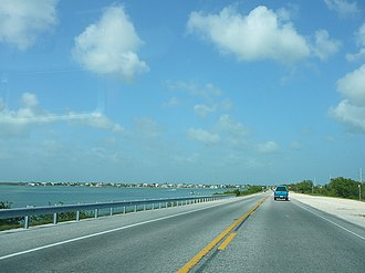 Big Pine Key, Florida - Image: Big Pine Key westside