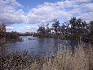 Bighorn River - Image: Bighorn River