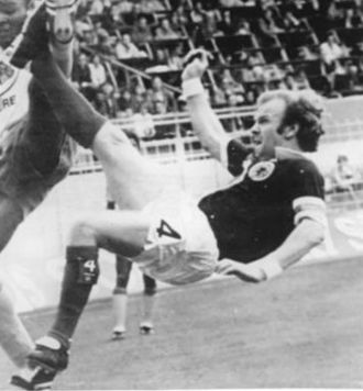 Billy Bremner - Bremner playing for Scotland at the 1974 World Cup