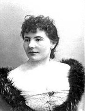 Le roi d'Ys - Blanche Deschamps-Jéhin who sang Margared in the world premiere of Le roi d'Ys