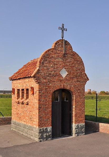 Blankenberge (Belgium): Maantje's chapel