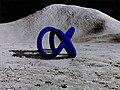 Blauwe Sculptuur voor de Maan.jpg