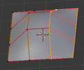 Blender267NURBSPatchSelectTwoRowsOfPoints.png