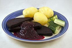 recept med blodpudding