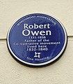 Blue Plaque for Robert Owen in Bloomsbury.jpg