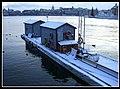 Boat houses at the Skeppsholmsbron - panoramio.jpg