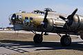 Boeing B-17G-85-DL Flying Fortress Nine-O-Nine Landing Taxi 15 CFatKAM 09Feb2011 (14980761501).jpg