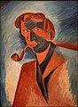 Bohumil Kubišta - Smoker (Self-Portrait).JPG