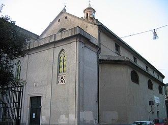Bolzaneto -  Church of San Francesco