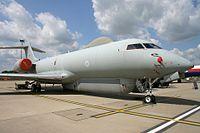 ZJ694 - GLEX - Royal Air Force