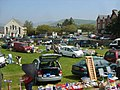 Boot sale at Tywyn School - geograph.org.uk - 426250.jpg