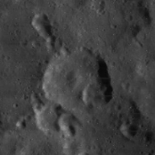 Borda (crater) lunar crater