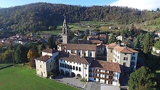 Castelli Calepio Comune in Lombardy, Italy