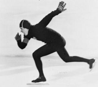 Boris Shilkov - Shilkov in 1954