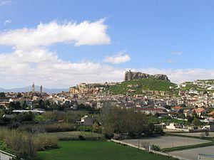 Borja, Zaragoza - Borja in 2004