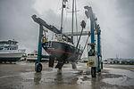 Borka Getting Dry Docked (7315913368).jpg