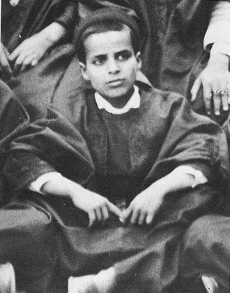 Habib Bourguiba - Bourguiba in 1917