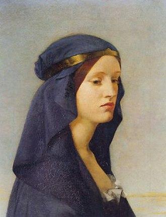 1855 in art - Image: Boyce elgiva 1855 0c pc