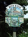 Boyton Village Sign - geograph.org.uk - 1298161.jpg