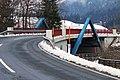 Brücke in Möschach an der B 87 Weissensee Straße, Hermagor, Kärnten.jpg