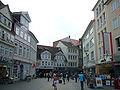 Braunschweig - Blick vom Ringerbrunnen zur Burg-Passage.jpg
