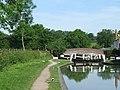 Braunston Lock No 3, Grand Union Canal, Northamptonshire - geograph.org.uk - 873162.jpg