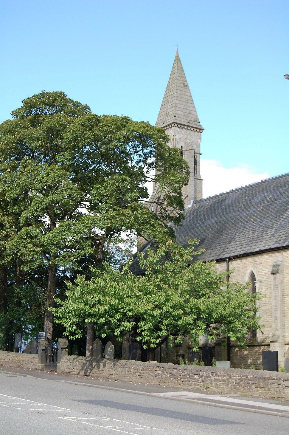 Bredbury - Hatherlow Church