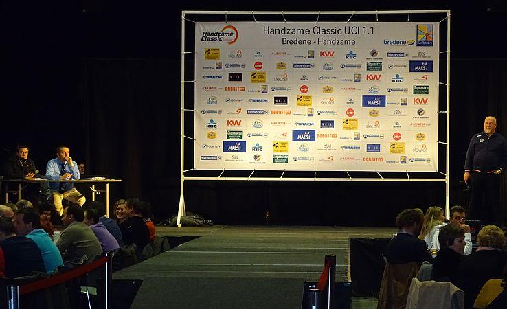 Bredene - Handzame Classic, 20 maart 2015, vertrek (B002).JPG
